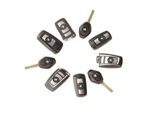 آتلیه عکاسی تبلیغاتی و صنعتی مینیمال - عکاسی تبلیغاتی زمینه سفید از انواع ریموت BMW ریموت یدک بی ام و و کلید یدک بی ام و